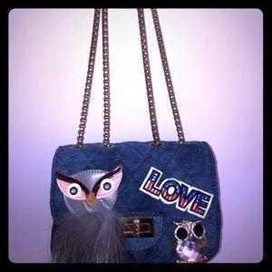Handbags - Fancy hang bag